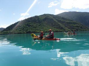 canoas en Huesca
