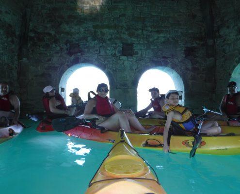 Multiaventura kayaks