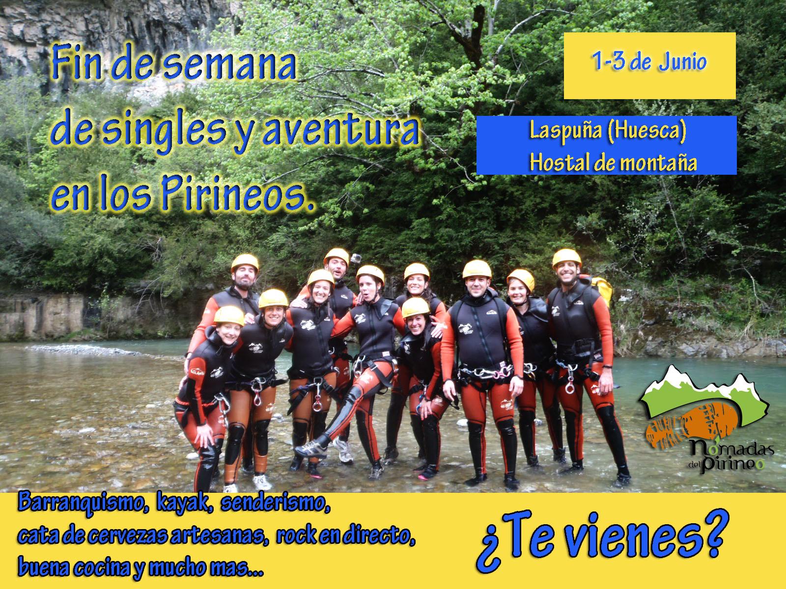 Aventura singles Pirineos